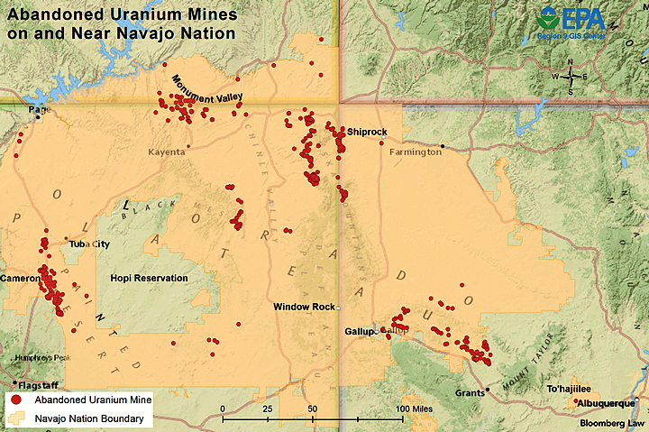 Uranium Mines Old and New Fuel Litigation Bloomberg Law