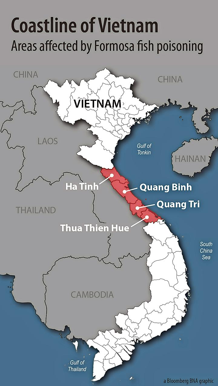 Vietnam S Environmental Movement Arises From Fish Kill Bloomberg