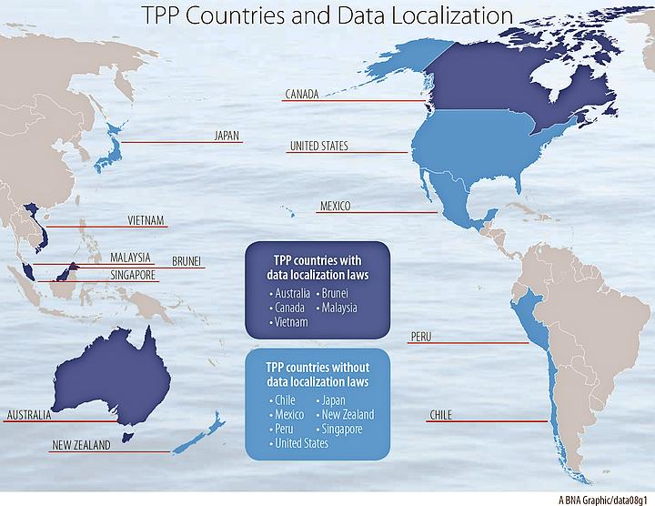 localization map