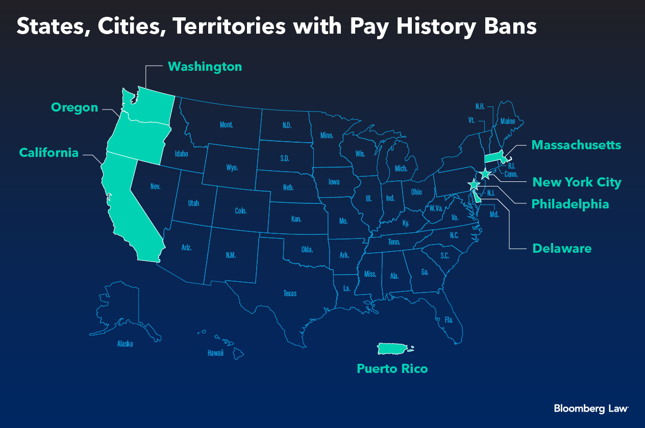 States begin to reject salary history bans will others follow women working full time in 2016 typically were paid just 80 percent of what men fandeluxe Images
